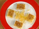 Foie Gras Toast with Sauterne Gelee