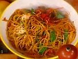 Spaghetti with Ricotta: Spaghetti con Ricotta