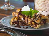 Sweet Dessert Panini