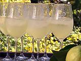 Limoncello Spritzers