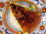 Fritata al Aceto Balsamico Tradizionale (Omelet with Balsamic Vinegar)