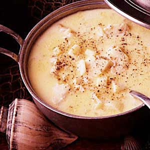 New England Fish Chowder Recipe