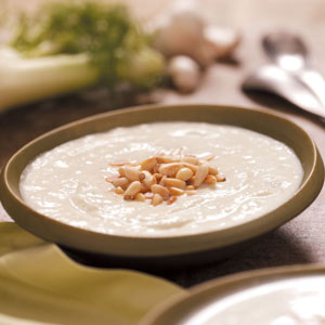 Garlic Fennel Bisque Recipe