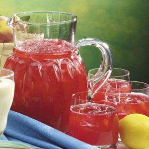 Raspberry Punch Recipe