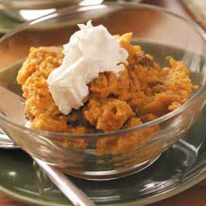 Sweet Potato Pudding Recipe