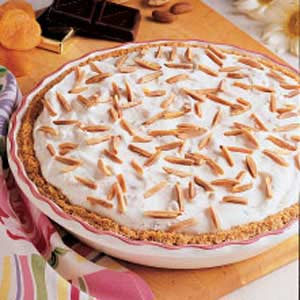 Ricotta Nut Pie Recipe