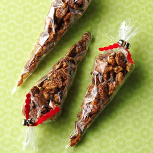 Cinnamon Praline Nuts Recipe