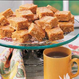 Caramel Cashew Brownies Recipe