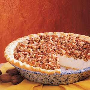Pecan Cream Cheese Pie Recipe