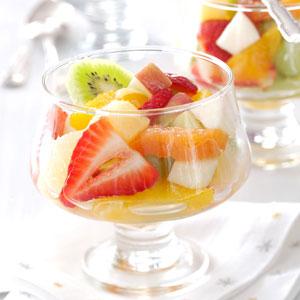 Any-Season Fruit Bowl Recipe