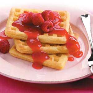 Easy Raspberry Sauce Recipe
