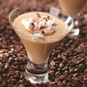 Espresso Panna Cotta Recipe