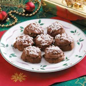 Chocolate Island Cookies Recipe