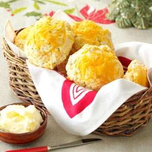 Caraway Cheese Biscuits Recipe