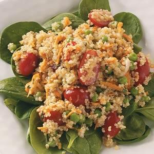 Quinoa Vegetable Salad Recipe
