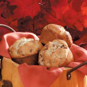 Nutty Date Muffins Recipe