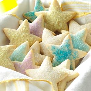 Soft Sugar Cookie Puffs Recipe