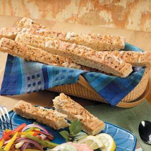 Garlic Cheese Breadsticks Recipe