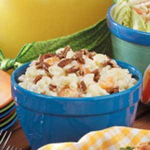 Fruited Macaroni Salad Recipe
