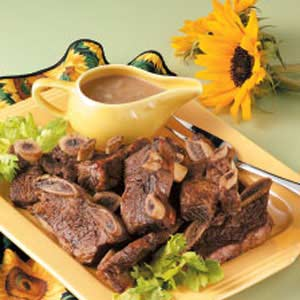 Braised Ribs Recipe