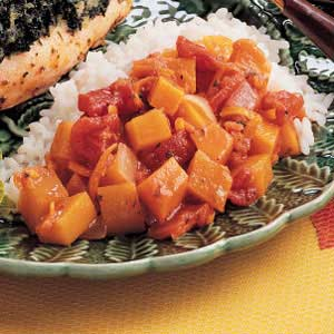 Savory Butternut Squash Recipe