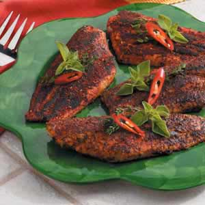 Cajun-Style Catfish Recipe