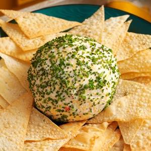 Crab Rangoon Cheese Ball Recipe