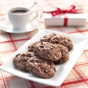 Coffee Chocolate Chip Brownie Cookie Recipe