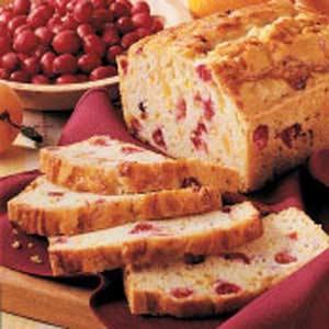Apricot Cranberry Bread Recipe