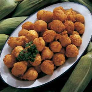 Best Hush Puppies Recipe