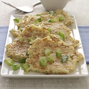 Sauerkraut Latkes Recipe