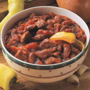 Rock'n and Roast'n Chili Recipe
