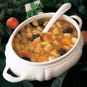 Holiday Fruit Soup Recipe
