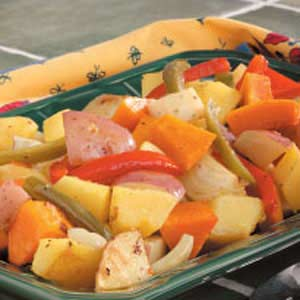Roasted Squash Medley Recipe
