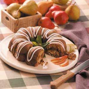 Cranberry Pear Cake Recipe