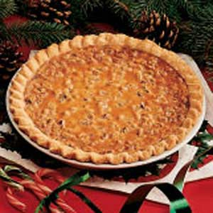 Walnut Mincemeat Pie Recipe