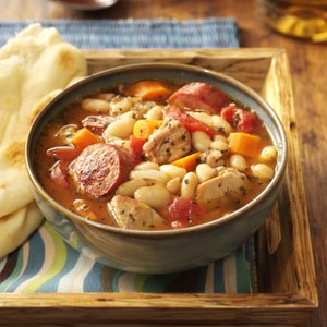 Cassoulet for the Gang Recipe