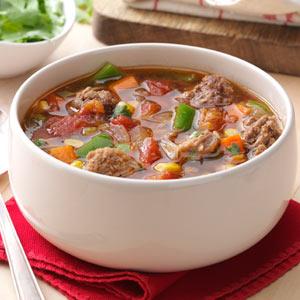 Spice It Up Soup Recipe