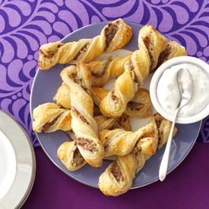 Greek Breadsticks Recipe