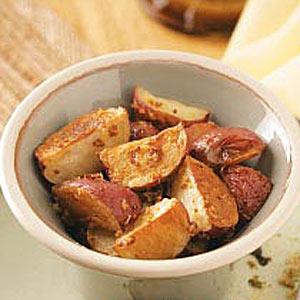 Tender Roasted Potatoes Recipe