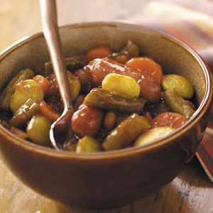 Smoky Bean Stew Recipe