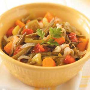 Slow-Cooked Vegetables Recipe