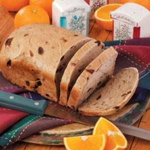 Spiced Raisin Bread Recipe