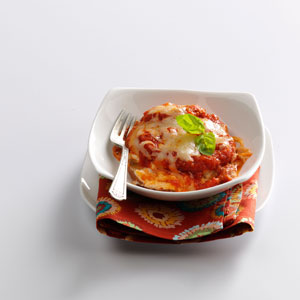 Green Tomato Parmesan Recipe