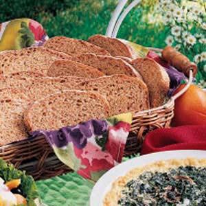 Multi-Grain English Muffin Bread Recipe