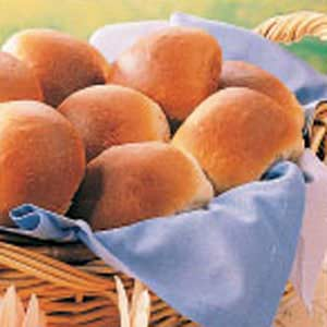 Buttermilk Pan Rolls Recipe