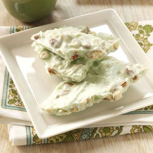 Lime-in-the-Coconut Almond Bark Recipe
