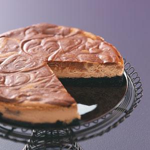 Makeover Semisweet Espresso Cheesecake Recipe