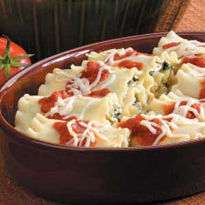 Mock Manicotti Recipe