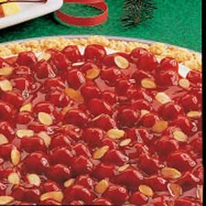 Cherry Almond Tart Recipe